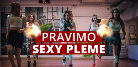 Pravimo sexy pleme cover fitness tribe